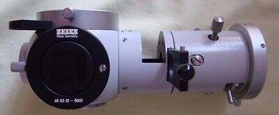 Zeiss Microscope Fluorescence Illuminator 46 63 00 - 9901