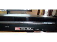 Sony DVD HDD Recorder 250 GB storage