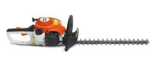 Wanted gas powered hedge trimmer