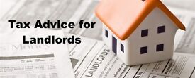 Rental Income Tax advice for Landlords, fixed fees from £200