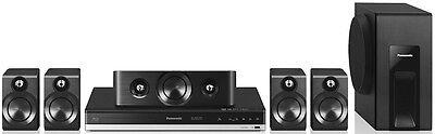 Panasonic SC-BTT405EB9 Smart 3D Blu-ray 600W 5.1 Home Cinema System - Bluetooth