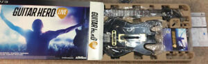 Guitar Hero With Game and Box