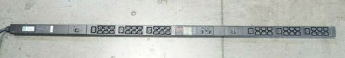 APC AP8841 36x C13 6x C19 Metered Rack PDU LA Local Pickup