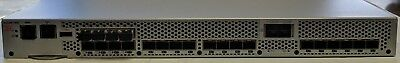 - Brocade 7800 Fabric Extender Switch HD-7800-0001 Includes Test Sheet &RAILS