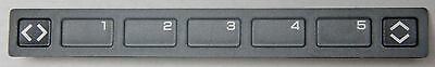 Yasnac I80 Crt Softkey Assembly Authentic Oem New