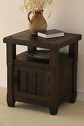 Pair of Solid Wood Bedside Tables/ Bedside Cabinets