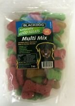 BLACKDOG MULTI MIX BISCUITS 1 KG Willetton Canning Area Preview