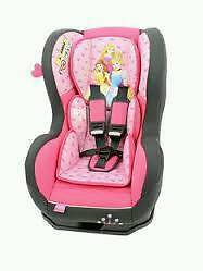Princess car seat
