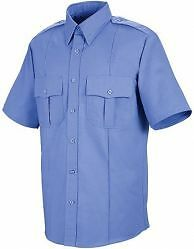 Light Blue Uniform BDU Shirt
