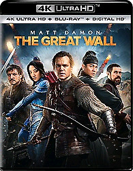 The Great Wall 4k