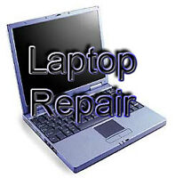 Laptop Repair OPEN weekend, after hours + Home Service