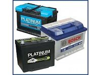 Batteries For Sale - We Have Car And Van Petrol And Diesel Call Us on 01902399912