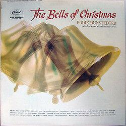 The Bells of Christmas - Eddie Dunstedter - LP