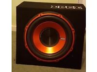 Edge 12inch active subwoofer