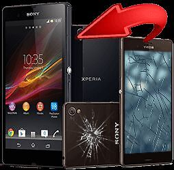 Sony Xperia cell phone repair Lowest price