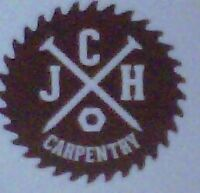 CJH Carpentry - Looking for work in the Apsley/Bancroft area!