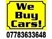 We Buy Any Car for Cash UK BEST price. up to 10000