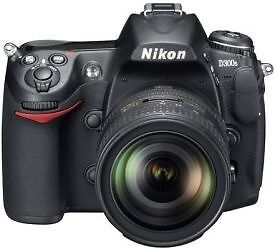 Nikon D300s with 3 Lenses