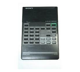 Sony RM-755 TV/VTR/8mm Remote Control KV-27SXR10 KV-32CX10