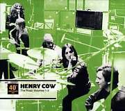 Henry Cow the road vol 1/5 box cofanetto prog...