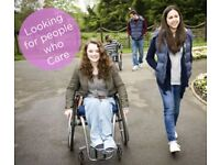 Live in female carer - Free training, Driving licence required - £20,020-£28,600pa - Waterlooville
