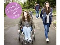 Start your Career in Care - Live in Care jobs // Free Training & Care Certificate - £405-570pw