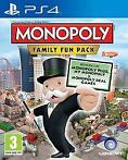 [PS4] Monopoly Family Fun Pack  NIEUW