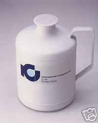 Cryogenic Liquid Nitrogen Dewar Tank Ic-5d - 5 Liter - New