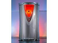 megasun vertical commercial sunbed for sale