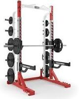 Looking for power rack, or cage for squating and bench