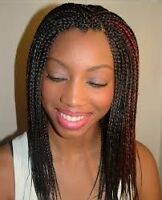 ****BRAIDING, WEAVING, CROCHET  TWISTING IN TORONTO***