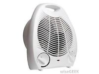 Small Electric Fan Heater
