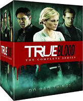 True Blood The Complete Dvd Series (All Seven Seasons)!!!