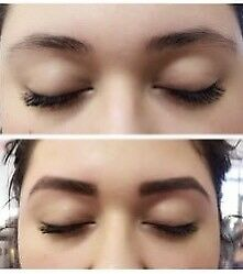 Eyebrows Threading, Tinting and Henna Tattoo