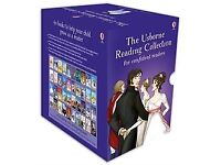 The Usborne Reading Collection for confident readers (Brand new(