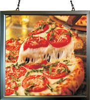 2ft x 2ft LED Light Box with Snap Frame Graphic Holding System