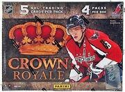 Crown Royale Hobby Box