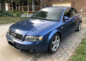 2005 Audi A4 3.0 Quattro - Fully Loaded Luxury Drives Like New!