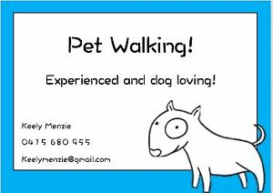 Pet Walking! Clear Island Waters Gold Coast City Preview