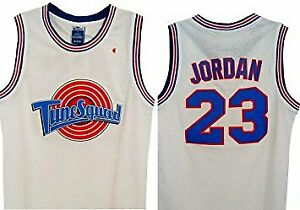 JORDAN SPACE JAM #23- NEWw/Tag- Size: MEDIUM- Champion
