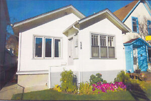 AVAILABLE for AUG 1st - Renovated 2brm w Garage in St James!