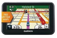 Get a Garmin 4.3-inch GPS with lifetime maps for $76.98