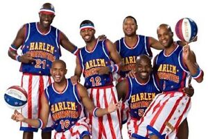 Looking for tickets for the SKYBOX for the Harlem Globetrotters