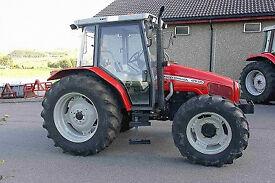 Massey Ferguson 4335, 2001