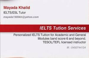 Personalised IELTS tutoring band 6 and beyond Dandenong Greater Dandenong Preview