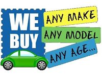 Cars and vans wanted 💷💷