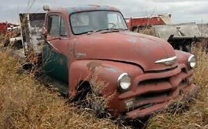 Wanted Chevrolet 3100, 1320, 1430 trucks any condition, parts, engines Kialla West Outer Shepparton Preview