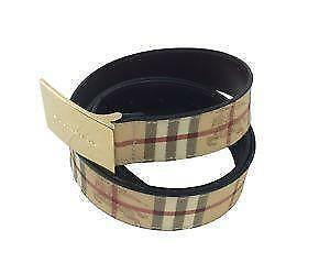 Burberry Belt Ebay