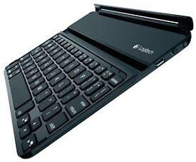 Logitech ultra thin mini keyboard