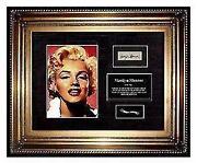 Marilyn Monroe Autograph